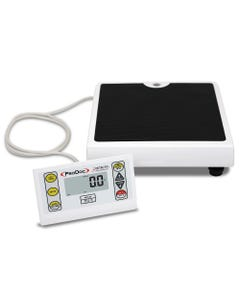 Detecto PD100 ProDoc Low-Profile Physician Scale with Remote Display