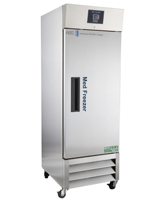 American BioTech Supply PH-ABT-HC-SSP-23FA3 23 Cu. Ft. Stainless Steel Auto Defrost Freezer Solid Door (-30)