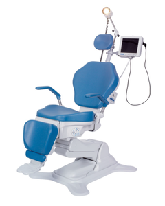 BR Surgical Optomic OP-S14 Video Endoscopy ENT Chairs, PUR melting, no seams, latex free, washable