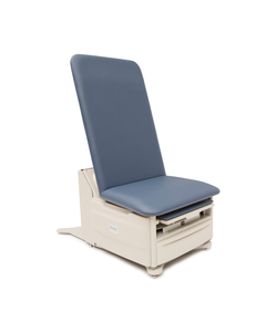 Brewer 5701 FLEX Access Exam Table with Pneumatic Back, Pelvic Tilt, and Drawer Heaters
