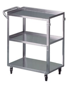 Brewer 63500  Assembled Stainless Steel All-Purpose Cart