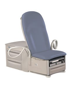 Brewer 6501 Access High-Low Power Exam Table with Pelvic Tilt and Drawer Heaters