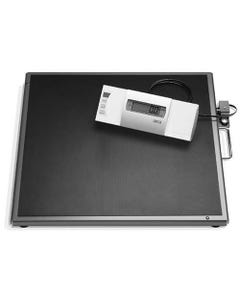 seca Digital Platform Bariatric Scale with Cable Remote Display