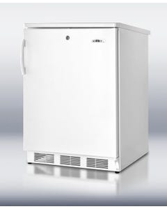 Summit Appliance FF6BI Built-In Refrigerator with Automatic Defrost, 115V