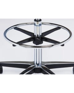 Clinton -22 Footring for Styleline / Select Series Stools (must be ordered with -26 cylinder)