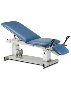 Clinton Multi-Use Ultrasound Power Table with Stirrups