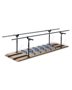 Hausmann 1393 Ambulation and Mobility Platform, 10 ft, 1393