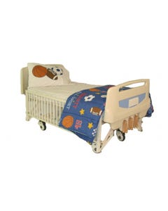 NK Medical 115E-H Electric Youth Bed, 115E-H-A