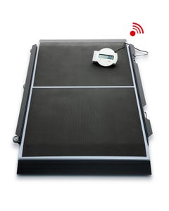 Seca 656 Electronic Transportable Platform Scale