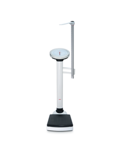 seca 755 Mechanical Column Scale with BMI Display and Stadiometer, 7551321994