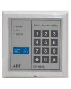Smart Caregiver TL-2010KP Wired Reset Key Pad for Door Bar Systems