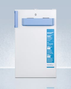 Summit Appliance FS407LBI7 Built-In Medical NSF-7 Subzero Freezers, with Digital Thermometer, Temperature Alarm, and Digital Thermostat, , , Standard