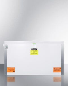 Summit Appliance VT175 Laboratory chest freezer capable of -30 degrees C (-22 degrees F) operation with 24.8 cu.ft. capacity