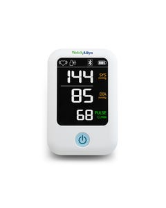 Welch Allyn 1700 Series Home Blood Pressure Monitor with SureBP Technology and Smartphone Connectivity, H-BP100SBP