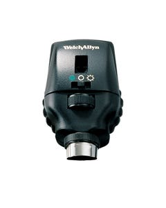 Welch Allyn Coaxial Ophthalmoscope Head with18 Apertures - 68 Focus Lenses, 11730