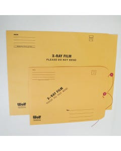 Wolf X-Ray Film Mailing Envelopes