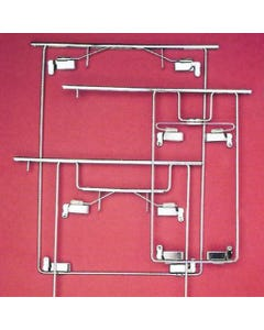 Wolf X-Ray Stainless Steel Medical X-Ray Hangers