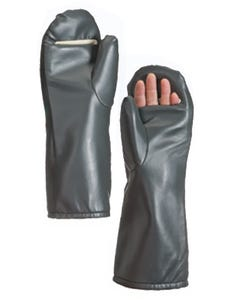 """Wolf X-Ray 12410 X-Ray Slitted Mittens, 15"""", 12410"""