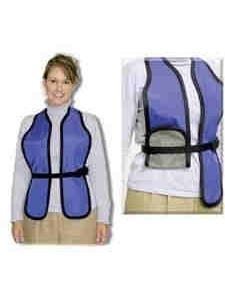 Wolf X-Ray 75080-22 Protective X-Ray Breast Stole/Scoliosis Vest, 75080-22