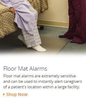 Floor Mat Alarms